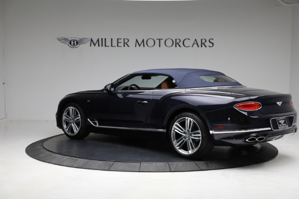 New 2021 Bentley Continental GT V8 for sale Call for price at Maserati of Greenwich in Greenwich CT 06830 16