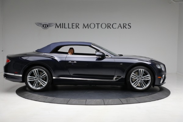 New 2021 Bentley Continental GT V8 for sale Call for price at Maserati of Greenwich in Greenwich CT 06830 19