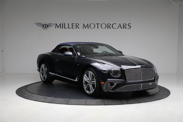 New 2021 Bentley Continental GT V8 for sale Call for price at Maserati of Greenwich in Greenwich CT 06830 20