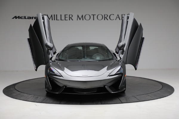 Used 2020 McLaren 570S for sale Sold at Maserati of Greenwich in Greenwich CT 06830 13