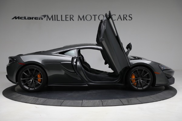 Used 2020 McLaren 570S for sale Sold at Maserati of Greenwich in Greenwich CT 06830 18