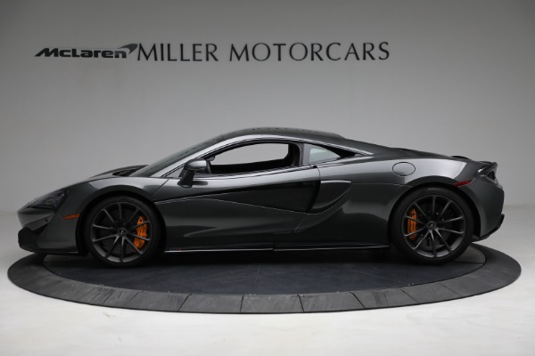 Used 2020 McLaren 570S for sale Sold at Maserati of Greenwich in Greenwich CT 06830 3