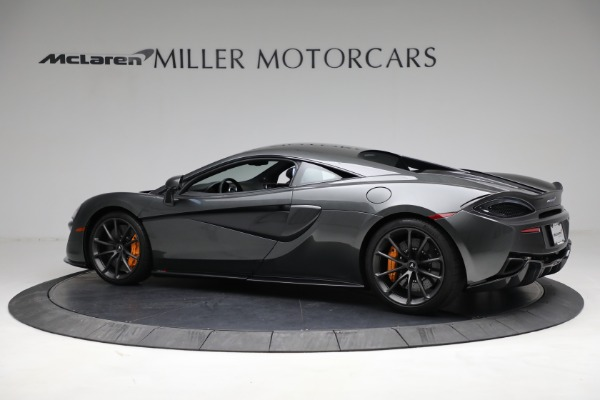 Used 2020 McLaren 570S for sale Sold at Maserati of Greenwich in Greenwich CT 06830 4