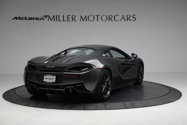 Used 2020 McLaren 570S for sale Sold at Maserati of Greenwich in Greenwich CT 06830 7