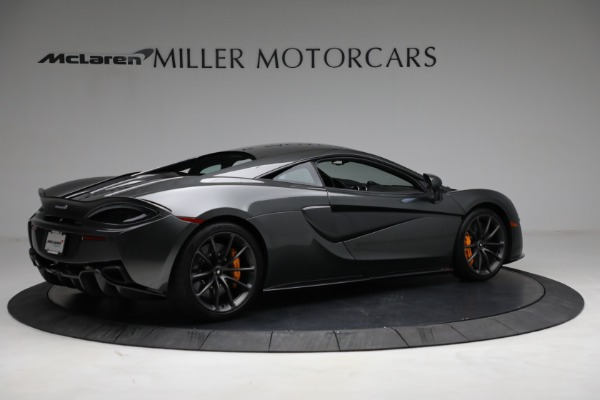 Used 2020 McLaren 570S for sale Sold at Maserati of Greenwich in Greenwich CT 06830 8
