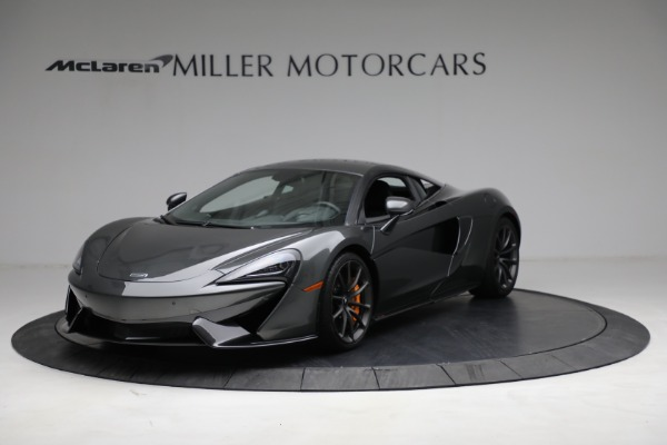 Used 2020 McLaren 570S for sale Sold at Maserati of Greenwich in Greenwich CT 06830 1