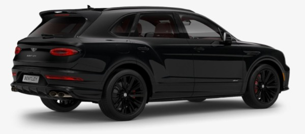 New 2021 Bentley Bentayga Speed for sale Sold at Maserati of Greenwich in Greenwich CT 06830 3