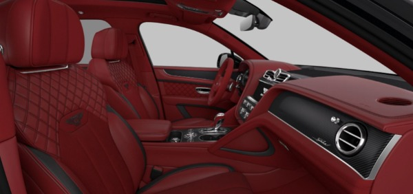 New 2021 Bentley Bentayga Speed for sale Sold at Maserati of Greenwich in Greenwich CT 06830 7