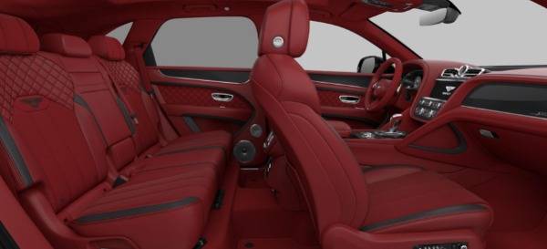 New 2021 Bentley Bentayga Speed for sale Sold at Maserati of Greenwich in Greenwich CT 06830 9