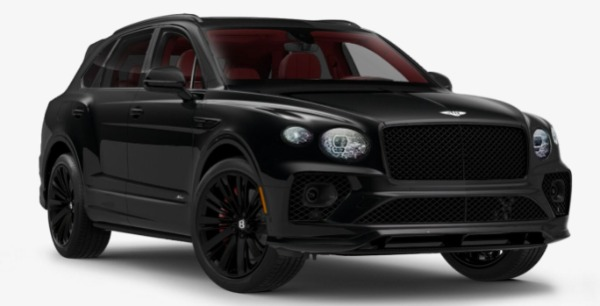 New 2021 Bentley Bentayga Speed for sale Sold at Maserati of Greenwich in Greenwich CT 06830 1