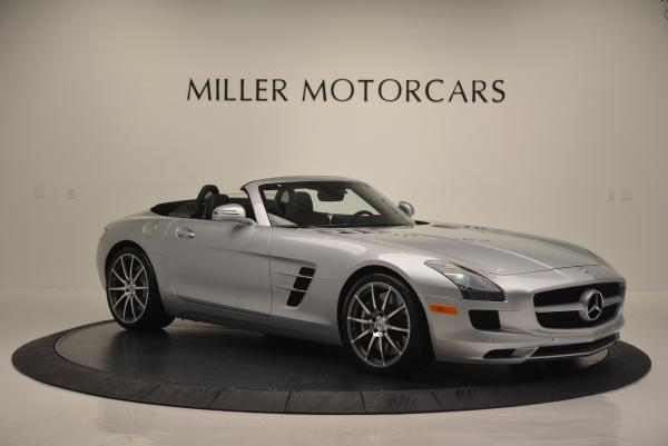 Used 2012 Mercedes Benz SLS AMG for sale Sold at Maserati of Greenwich in Greenwich CT 06830 10