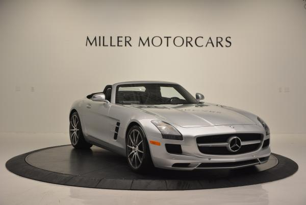 Used 2012 Mercedes Benz SLS AMG for sale Sold at Maserati of Greenwich in Greenwich CT 06830 11