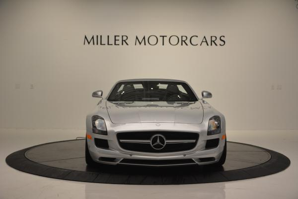 Used 2012 Mercedes Benz SLS AMG for sale Sold at Maserati of Greenwich in Greenwich CT 06830 12
