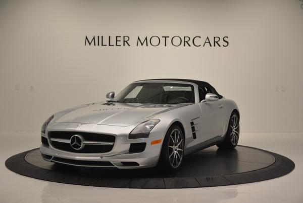 Used 2012 Mercedes Benz SLS AMG for sale Sold at Maserati of Greenwich in Greenwich CT 06830 13