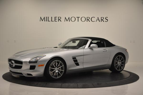 Used 2012 Mercedes Benz SLS AMG for sale Sold at Maserati of Greenwich in Greenwich CT 06830 14