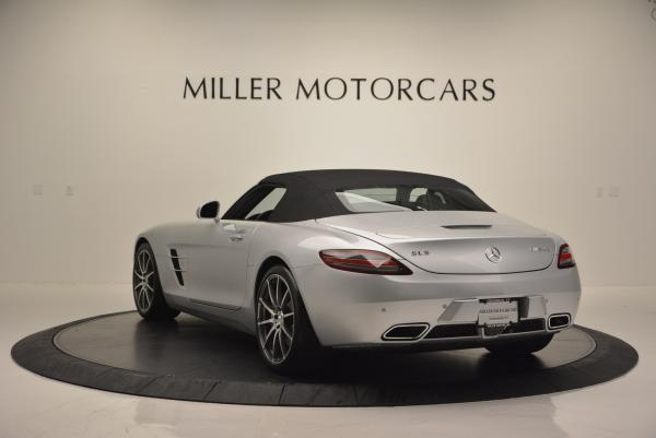 Used 2012 Mercedes Benz SLS AMG for sale Sold at Maserati of Greenwich in Greenwich CT 06830 16