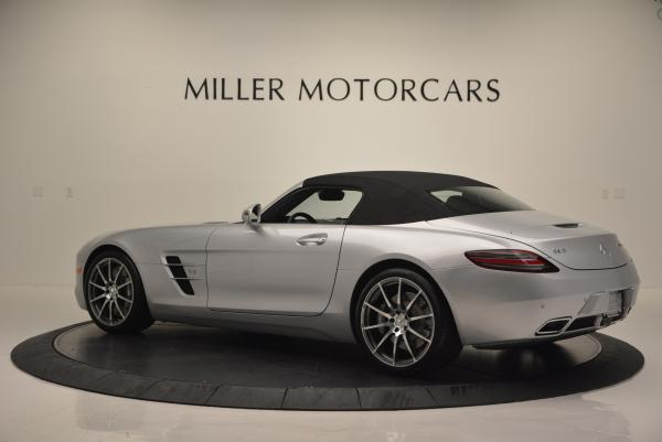 Used 2012 Mercedes Benz SLS AMG for sale Sold at Maserati of Greenwich in Greenwich CT 06830 17