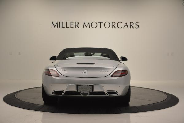 Used 2012 Mercedes Benz SLS AMG for sale Sold at Maserati of Greenwich in Greenwich CT 06830 18