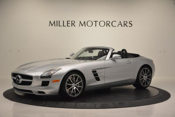Used 2012 Mercedes Benz SLS AMG for sale Sold at Maserati of Greenwich in Greenwich CT 06830 2