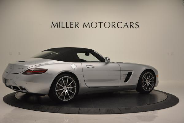 Used 2012 Mercedes Benz SLS AMG for sale Sold at Maserati of Greenwich in Greenwich CT 06830 20