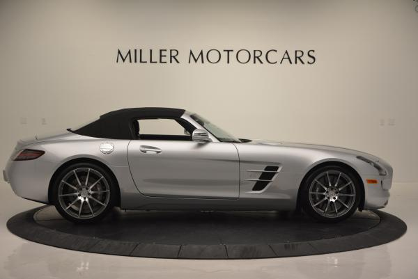 Used 2012 Mercedes Benz SLS AMG for sale Sold at Maserati of Greenwich in Greenwich CT 06830 21