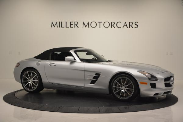 Used 2012 Mercedes Benz SLS AMG for sale Sold at Maserati of Greenwich in Greenwich CT 06830 22