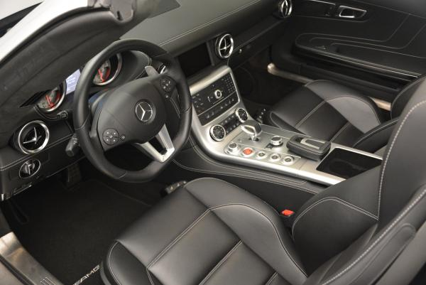 Used 2012 Mercedes Benz SLS AMG for sale Sold at Maserati of Greenwich in Greenwich CT 06830 24