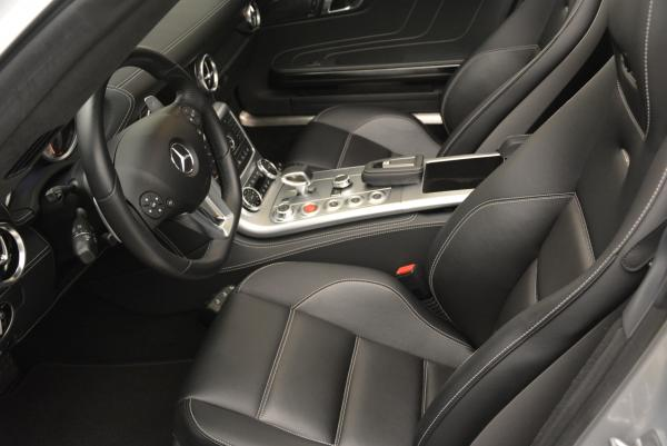Used 2012 Mercedes Benz SLS AMG for sale Sold at Maserati of Greenwich in Greenwich CT 06830 25