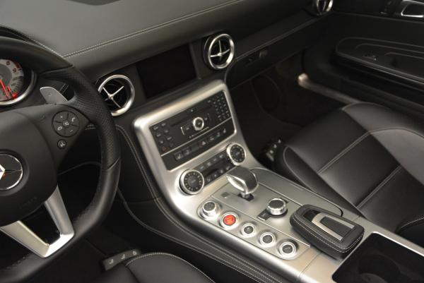 Used 2012 Mercedes Benz SLS AMG for sale Sold at Maserati of Greenwich in Greenwich CT 06830 27