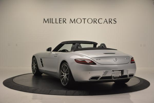 Used 2012 Mercedes Benz SLS AMG for sale Sold at Maserati of Greenwich in Greenwich CT 06830 5