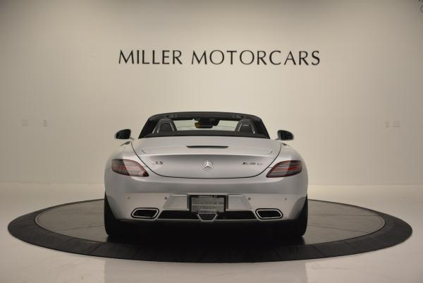 Used 2012 Mercedes Benz SLS AMG for sale Sold at Maserati of Greenwich in Greenwich CT 06830 6