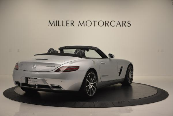 Used 2012 Mercedes Benz SLS AMG for sale Sold at Maserati of Greenwich in Greenwich CT 06830 7