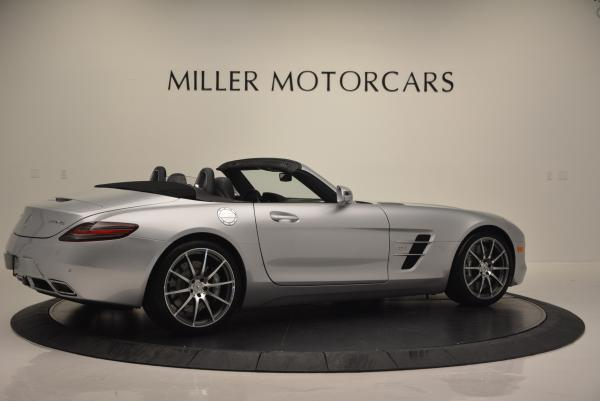 Used 2012 Mercedes Benz SLS AMG for sale Sold at Maserati of Greenwich in Greenwich CT 06830 8