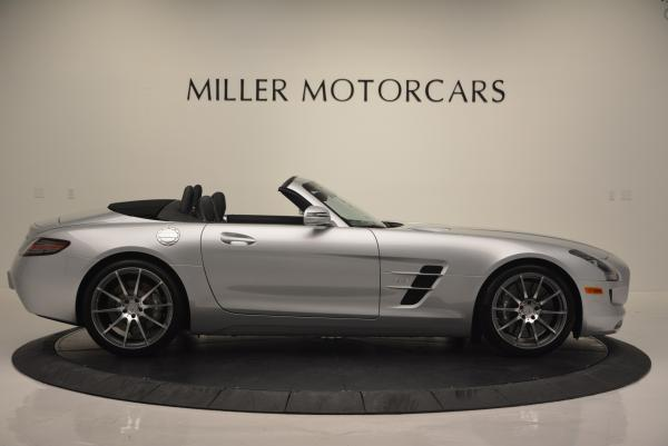 Used 2012 Mercedes Benz SLS AMG for sale Sold at Maserati of Greenwich in Greenwich CT 06830 9