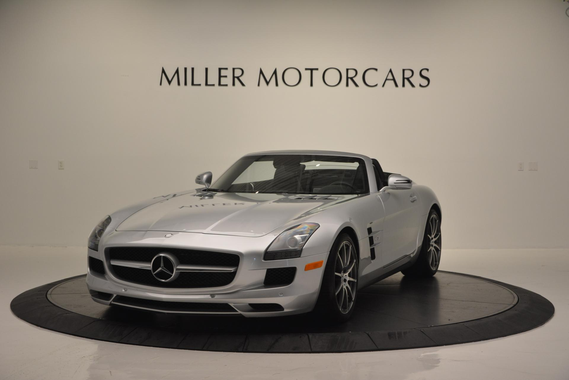 Used 2012 Mercedes Benz SLS AMG for sale Sold at Maserati of Greenwich in Greenwich CT 06830 1