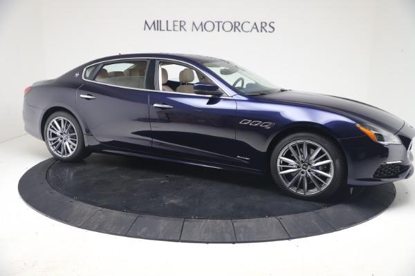 New 2021 Maserati Quattroporte S Q4 GranLusso for sale $126,149 at Maserati of Greenwich in Greenwich CT 06830 10