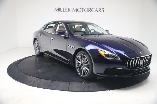 New 2021 Maserati Quattroporte S Q4 GranLusso for sale $126,149 at Maserati of Greenwich in Greenwich CT 06830 11