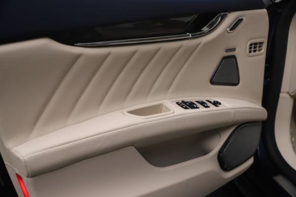 New 2021 Maserati Quattroporte S Q4 GranLusso for sale $126,149 at Maserati of Greenwich in Greenwich CT 06830 16