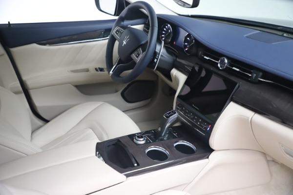 New 2021 Maserati Quattroporte S Q4 GranLusso for sale $126,149 at Maserati of Greenwich in Greenwich CT 06830 18