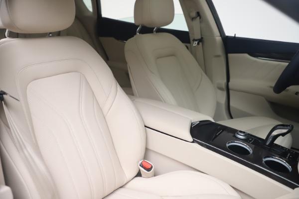 New 2021 Maserati Quattroporte S Q4 GranLusso for sale $126,149 at Maserati of Greenwich in Greenwich CT 06830 20