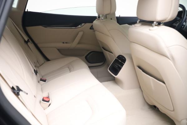 New 2021 Maserati Quattroporte S Q4 GranLusso for sale $126,149 at Maserati of Greenwich in Greenwich CT 06830 21
