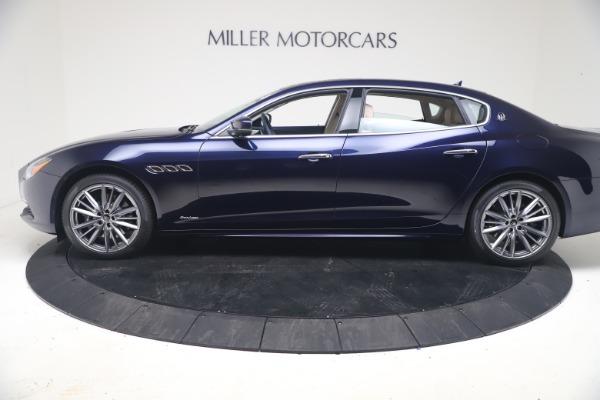 New 2021 Maserati Quattroporte S Q4 GranLusso for sale $126,149 at Maserati of Greenwich in Greenwich CT 06830 3