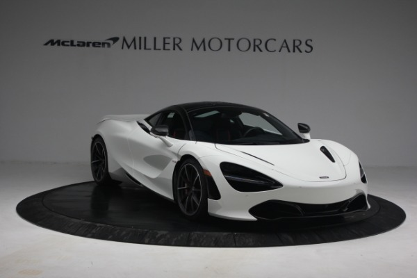 New 2021 McLaren 720S Performance for sale Sold at Maserati of Greenwich in Greenwich CT 06830 10