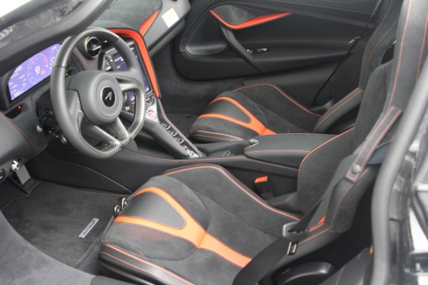 New 2021 McLaren 720S Performance for sale Sold at Maserati of Greenwich in Greenwich CT 06830 16