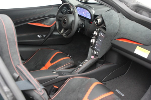 New 2021 McLaren 720S Performance for sale Sold at Maserati of Greenwich in Greenwich CT 06830 20