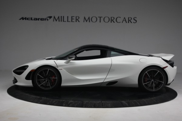 New 2021 McLaren 720S Performance for sale Sold at Maserati of Greenwich in Greenwich CT 06830 3