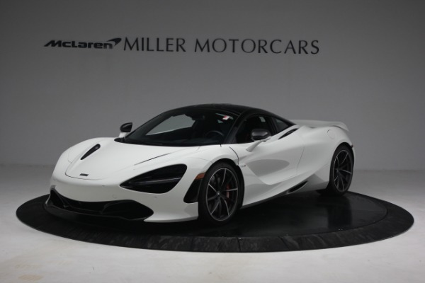 New 2021 McLaren 720S Performance for sale Sold at Maserati of Greenwich in Greenwich CT 06830 1