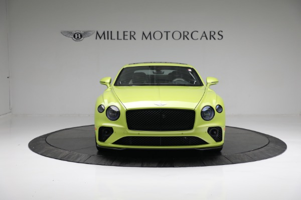 New 2022 Bentley Continental GT V8 for sale Sold at Maserati of Greenwich in Greenwich CT 06830 9