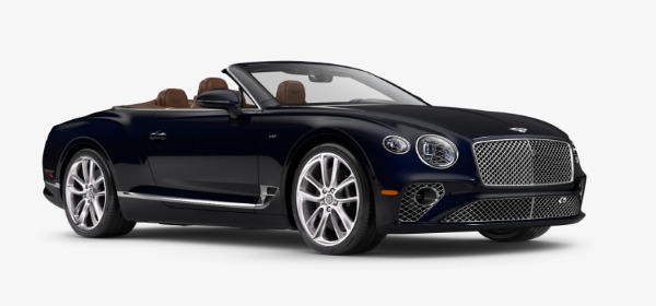 New 2022 Bentley Continental GT V8 for sale Sold at Maserati of Greenwich in Greenwich CT 06830 1