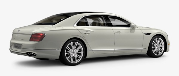 New 2022 Bentley Flying Spur V8 for sale Call for price at Maserati of Greenwich in Greenwich CT 06830 3